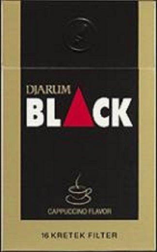 Image of Djarum Black Cappuccino