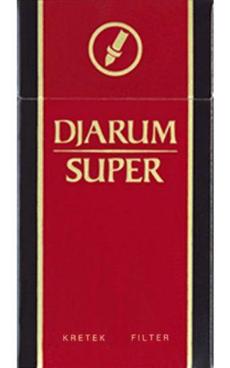 Image of Djarum Super Clove Cigarettes