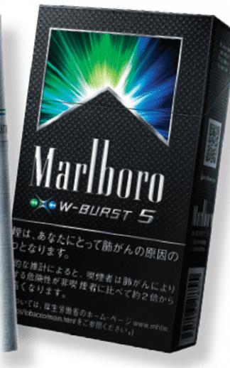 Image of Marlboro Double Burst