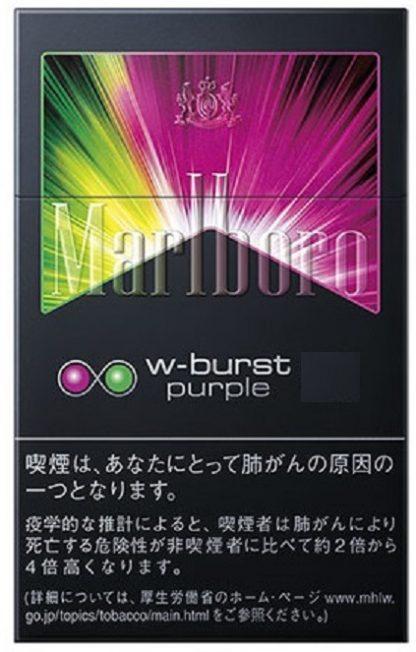 Image for Marlboro Purple Burst