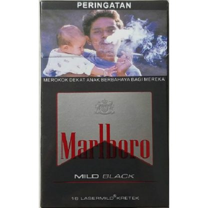 Image of Marlboro Mild Black
